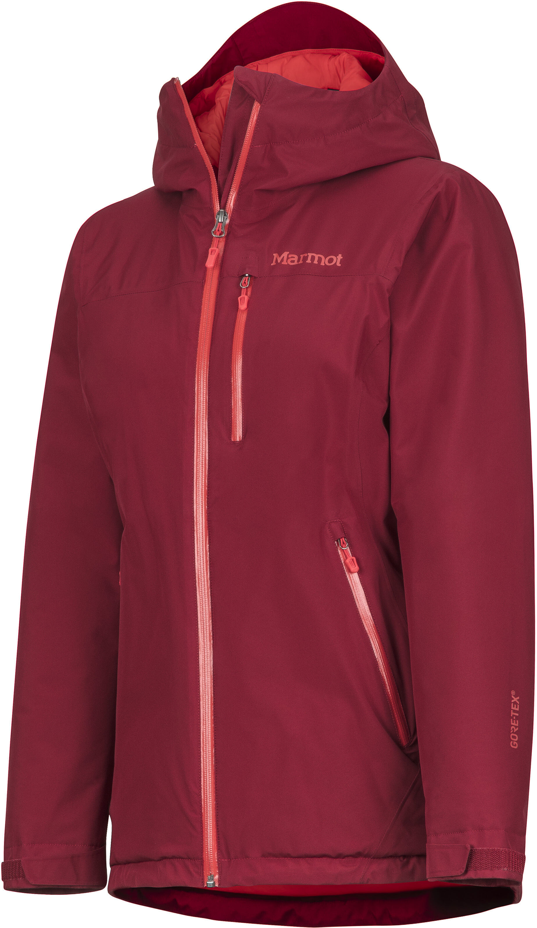 Marmot Women S Alexie Jacket: Marmot Solaris Jacket Women Red At Addnature.co.uk
